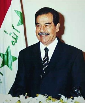 Iraq Saddam Hussein